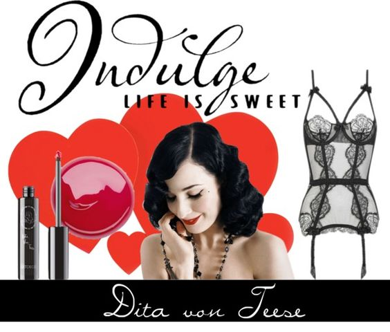 A Night With Dita Von Teese - Indulge Life Is Sweet www.toyastales.blogspot.com #ToyasTales #DitaVonTeese