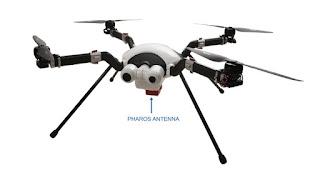 Новая антенна Pharos повысит дальность полетов дронов!