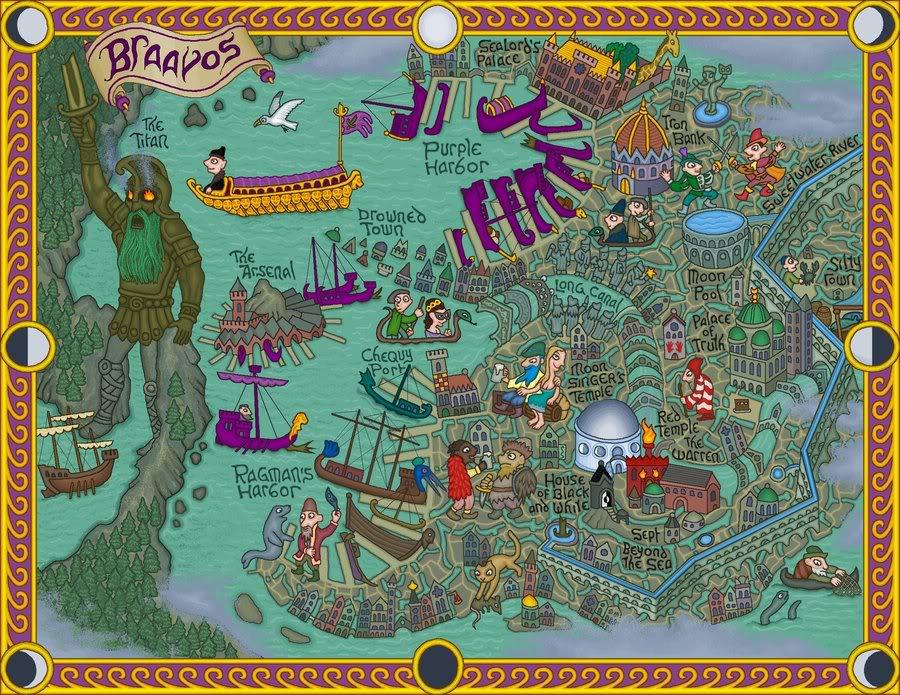 braavos map - photo #5