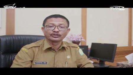 Frekuensi siaran TVRI Aceh di satelit ABS 2 Terbaru