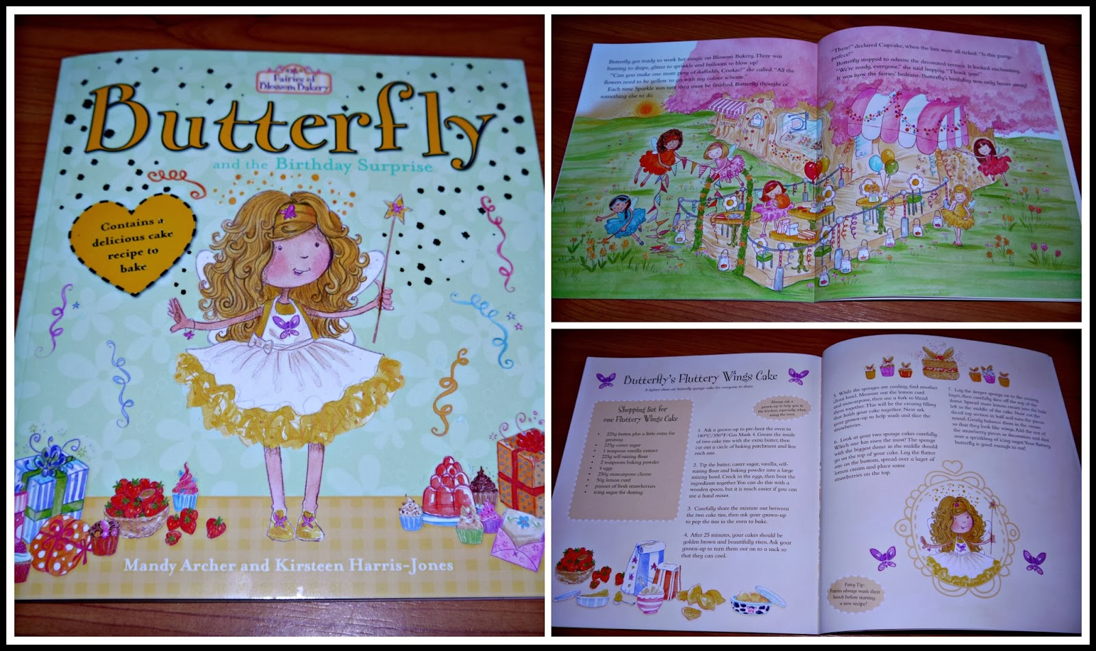 fairy, picture book, random house