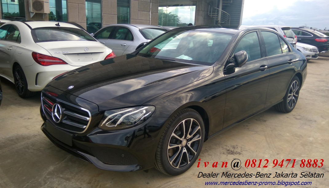New e class e250 avg e300 avg w213 2016 indonesia for Mercedes benz service b coupons 2017