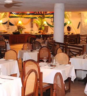 Casuarina Resort And Spa Boucanier Restaurant