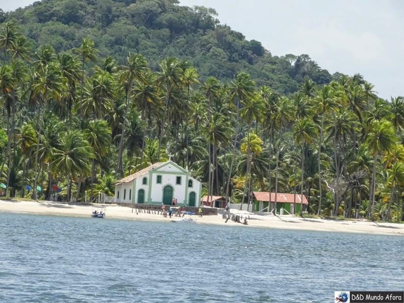 Praia de Carneiros - Nordeste - Roteiro de 9 dias
