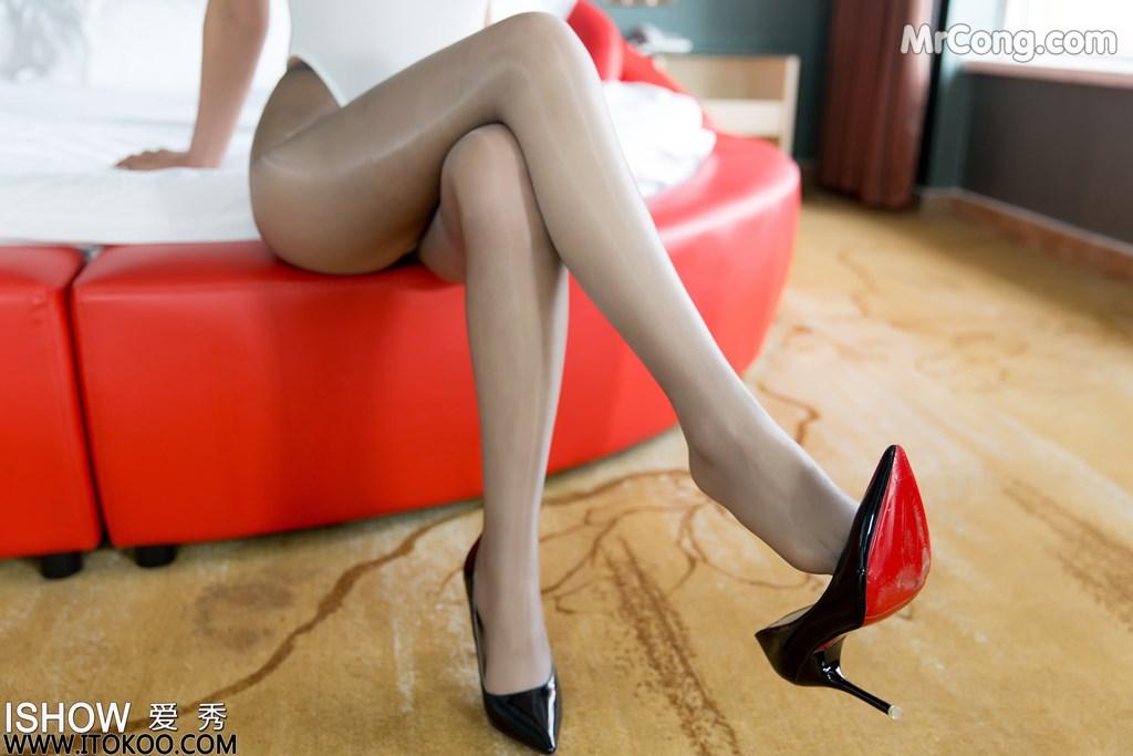 Image ISHOW-No.155-Yang-Qi-Li-MrCong.com-007 in post ISHOW No.155: Người mẫu Yang Qi Li (杨绮莉) (31 ảnh)