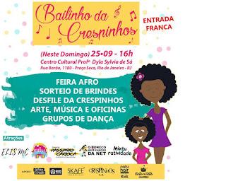 Skafe Cosméticos promove o evento 'Bailinho da Crespinhos'