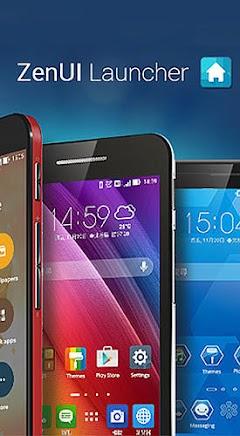 Aplikasi Launcher Android Terbaik Zen UI Launcher