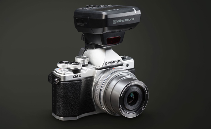 Elincrom EL-Skyport Plus HS совместим с камерами Olympus и Panasonic