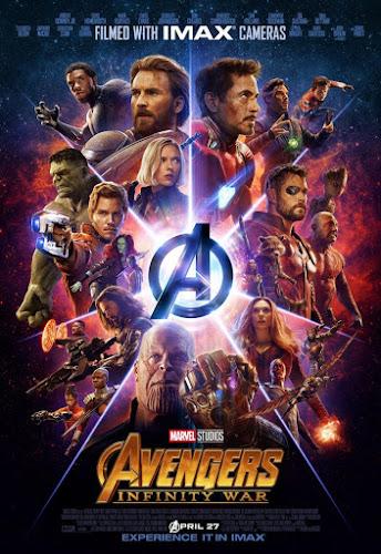 Avengers: Infinity War (Web-DL 1080p Dual Latino / Ingles) (2018)