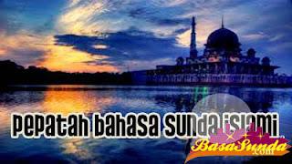 21 Pepatah Dan Kata Bijak Bahasa Sunda Islami