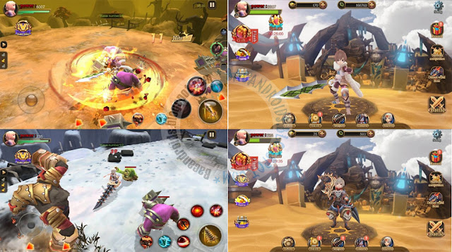 Demon Hunter 3D Terbaru For Android Apk Full