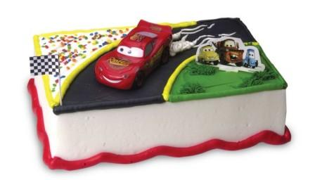 best Disney Cars Ice Cream Cake