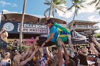 Gabriel Medina Campeon Mundo 2018 Pipe Masters 59