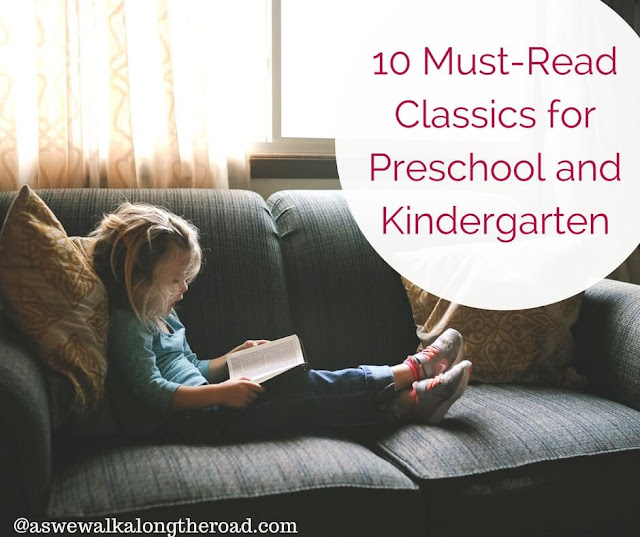Classic literature for preschool and kindergarten