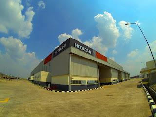 Info Lowongan Kerja Lulusan SMA/SMK,D3,S1 PT. Hitachi Construction Machinery Indonesia
