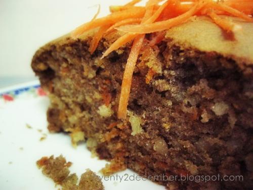 twentydecember kek lobak simple serius sedap Resepi Urap Turi Enak dan Mudah