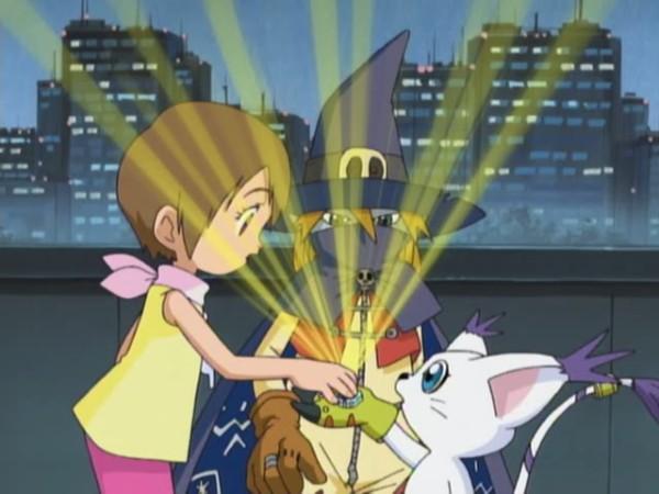 Digimon adventure season 1 episode 12 - Ma premiere poiray prix