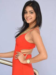 Priyanka Bhardwaj Stills At Mister 420 Movie logo launch 10.jpg