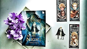 Book Review : A Torch Against The Night by Sabaa Tahir