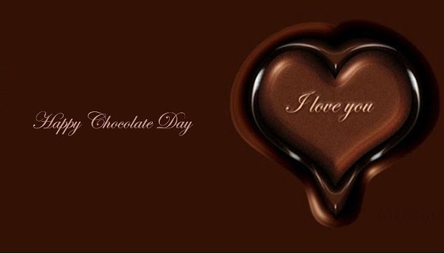 free chocolate day wishes
