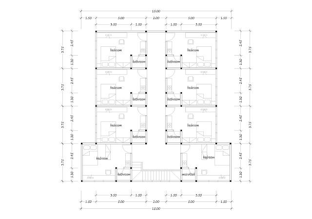 Boarding house plan 24