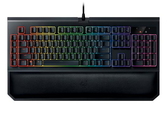 Razer Mempercanggih Keyboard Seri Blackwidow