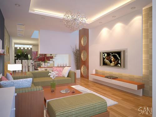 Salas modernas y elegantes ideas para decorar dise ar y for Ideas lindas para decorar la casa