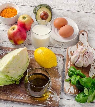 Karaciğere Faydalı Gıdalar Nelerdir