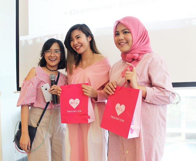 Event Report : Blogger Gathering with Kay Collection x BCL Cosmetics by Jessica Alicia