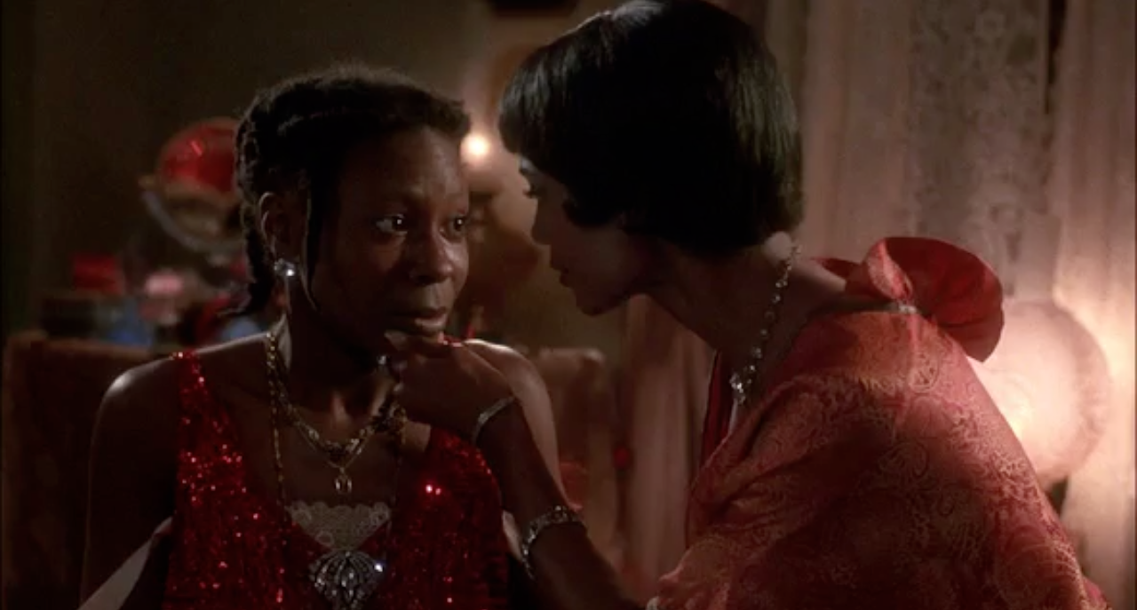 celie and mrs relationship
