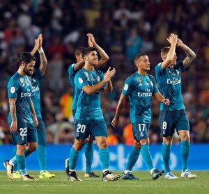 ريال مدريد يقهر برشلونة بالثلاثية في ذهاب كأس السوبر الإسباني