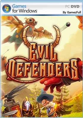 Evil Defenders PC [Full] Español [MEGA]