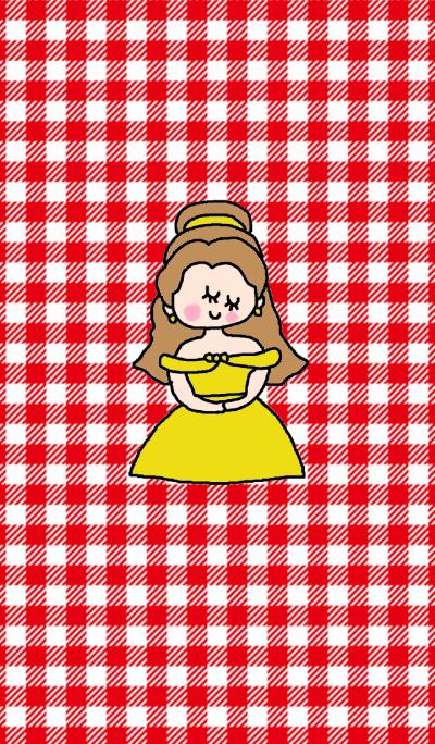 Princess x coffee cup
