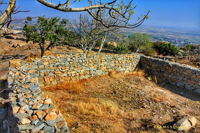 Jatinga Rameshwara Fort, Karnataka