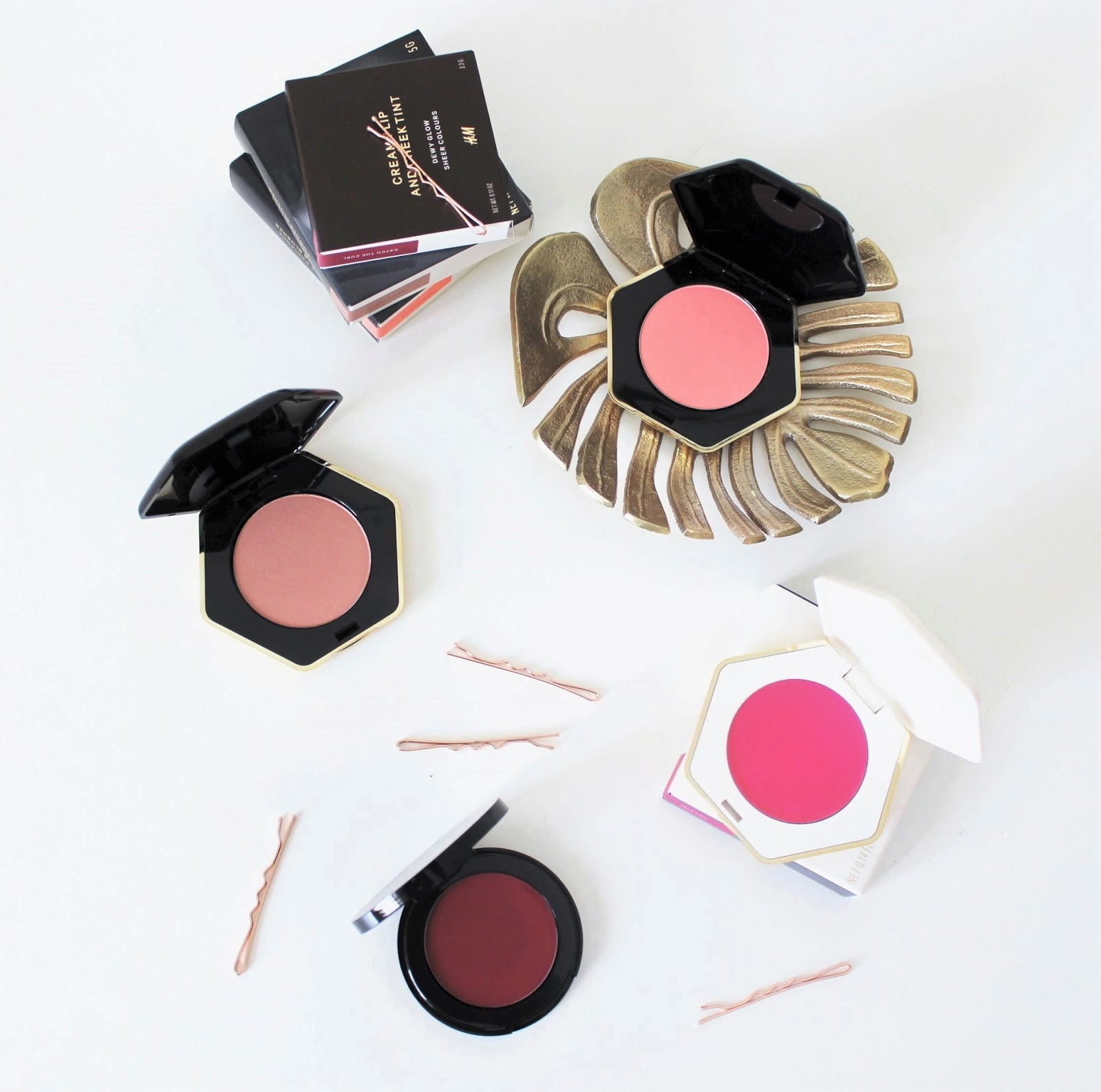 H&M Beauty Blushers