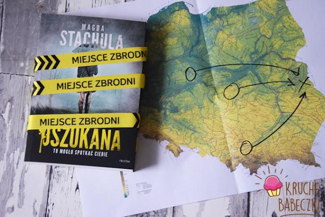 """""""Oszukana"""" Magda Stachula"""