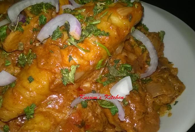 Soya Chaap Curry recipe/ How to make soya chaap curry/ Soya chaap recipe with gravy/ How to make soya chaap in gravy