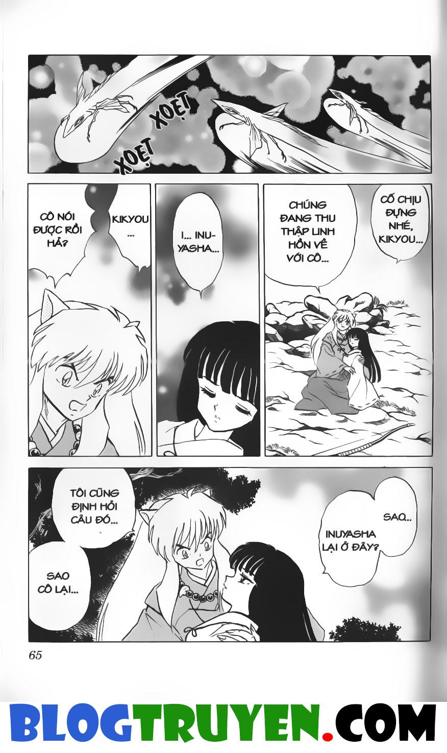 Inuyasha vol 18.4 trang 8