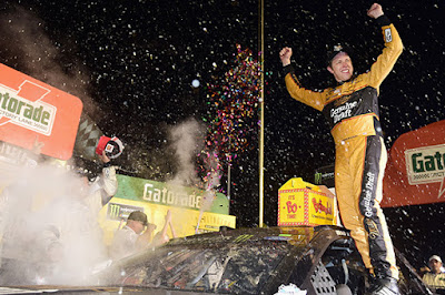 Ford and Brad Keselowski Sweep Darlington Raceway