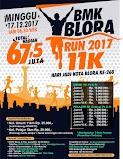 BMK Blora Run • 2017