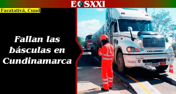 Concesiones viales son investigadas por fallas en básculas camioneras
