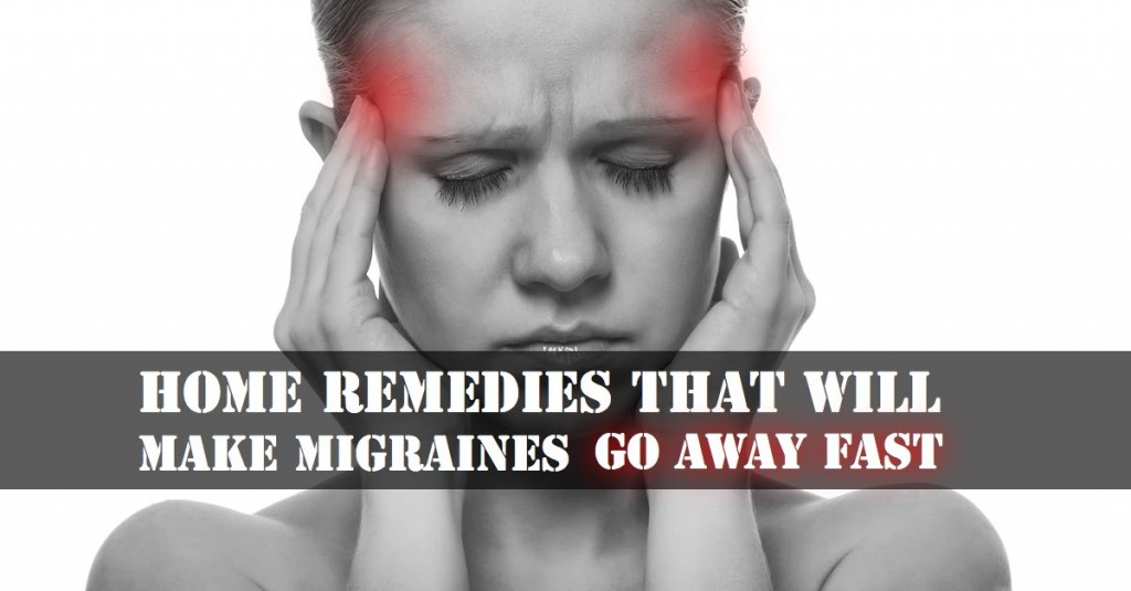 Home Remedies For Migraine Relief