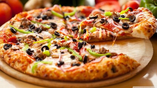 Casting Iklan Pizza