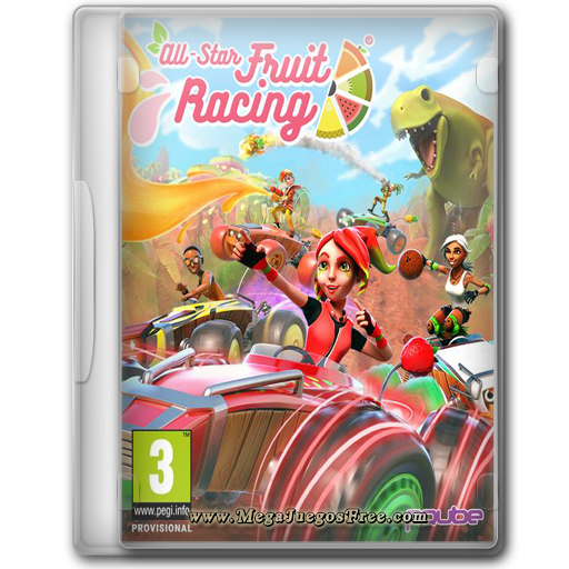 All Star Fruit Racing Full Español