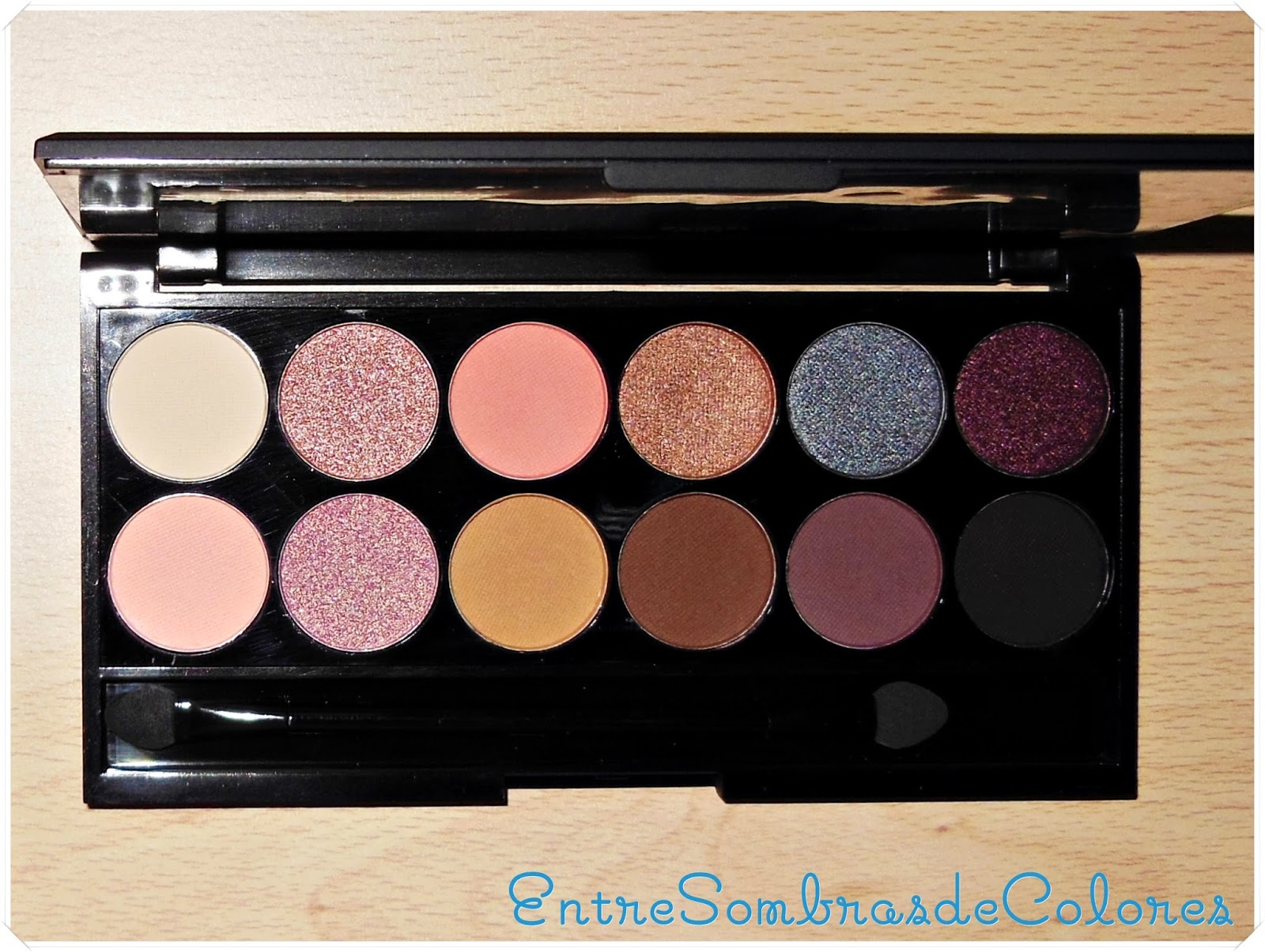 Paleta de sombras Oh so special Sleek