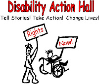 Disability Action Hall Logo