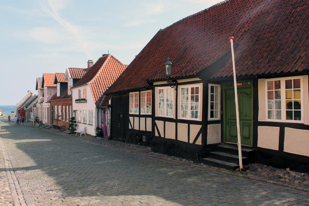 Tanska - Hääturistien ja meidän Ærø 11