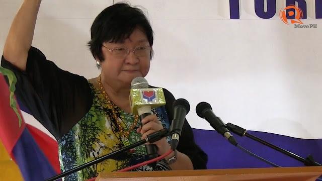 Former Press Secretary shares a true story of former DSWD Sec. Judy Taguiwalo