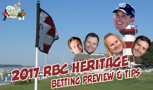 2017 RBC Heritage Betting Preview and Tips