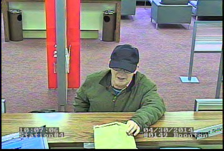 Suspect Sought in Town of Boonton Bank Robbery